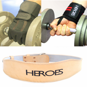Heroes Gym Accessory Shop
