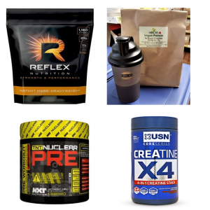 Gym Supplement Shop